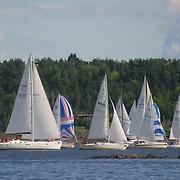 F&aelig;rder 02<br /> Axel Nissen-Lie<br /> Oslofjorden<br /> Start<br /> tett felt<br /> bygd&oslash;ynes