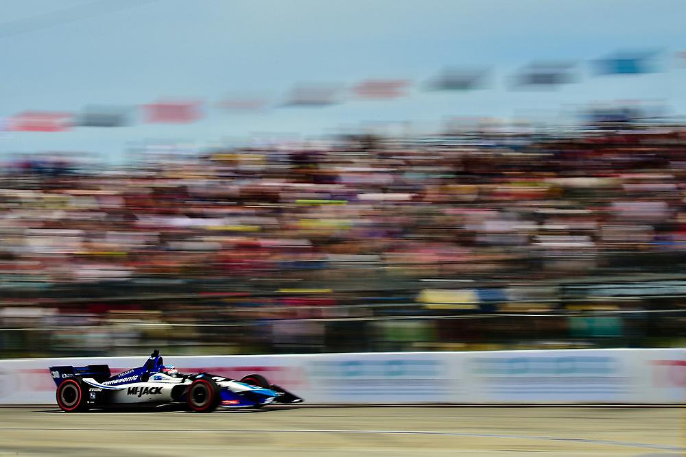 Sunday 15 April 2018<br /> Toyota Grand Prix of Long Beach<br /> Verizon IndyCar Series<br /> Streets of Long Beach, California USA<br /> World Copyright: Scott R LePage<br /> LAT Images