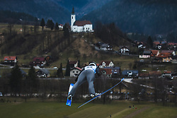 SEYFARTH Juliane (GER) during qualification round of FIS Ski Jumping World Cup Ladies Ljubno 2020, on February 23th, 2020 in Ljubno ob Savinji, Ljubno ob Savinji, Slovenia. Photo by Matic Ritonja / Sportida