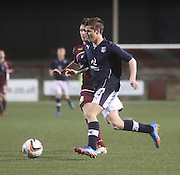 Ben Sivewright - Stenhousemuir v Dundee, SPFL Reserve League Cup at Ochilview<br /> <br /> <br />  - &copy; David Young - www.davidyoungphoto.co.uk - email: davidyoungphoto@gmail.com