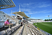 The Ageas Bowl before the Specsavers County Champ Div 1 match between Hampshire County Cricket Club and Surrey County Cricket Club at the Ageas Bowl, Southampton, United Kingdom on 11 June 2018. Picture by Graham Hunt.