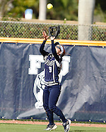 FIU Softball Vs. UMASS at the Combat Classic played at the FIU Softball Complex. Game was played on Saturday February 11, 2012.  FIU loses this game 3-1.