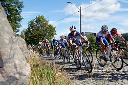 Ruth Winder (USA) during Ladies Tour of Norway 2019 - Stage 4, a 154 km road race from Svinesund to Halden, Norway on August 25, 2019. Photo by Sean Robinson/velofocus.com