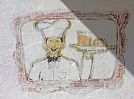 Cafe sign in Sumidero, Pinar del Rio, Cuba.