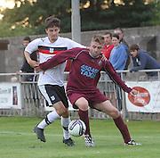 John Black - North End v Dundee XI, pre season friendly at North End Park<br /> <br />  - &copy; David Young - www.davidyoungphoto.co.uk - email: davidyoungphoto@gmail.com