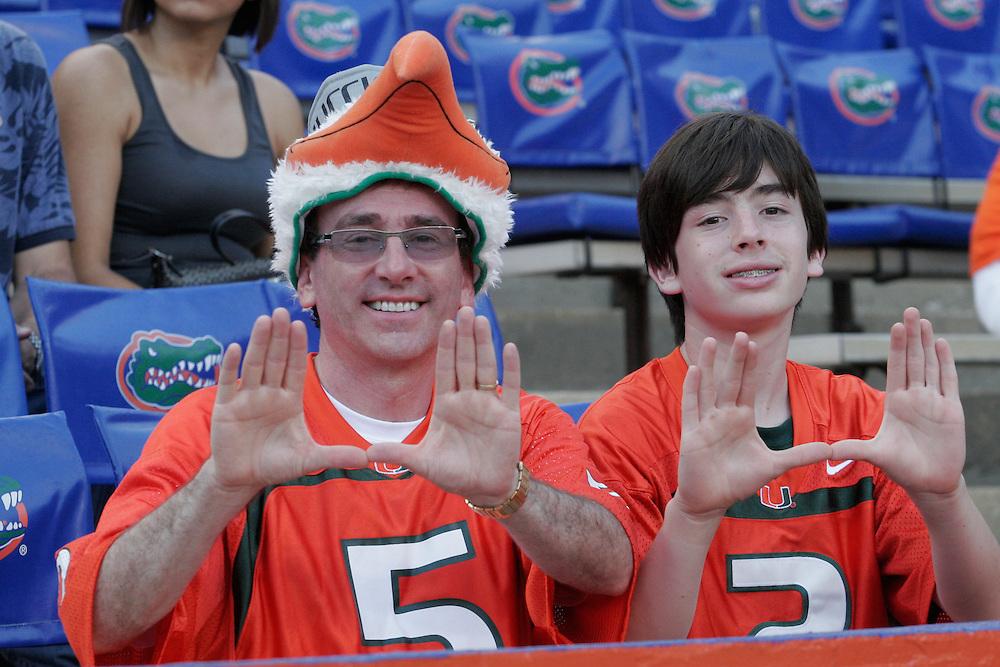 2008 Miami Hurricanes Football @ Florida