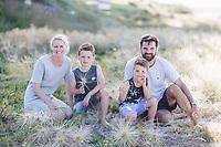 family portrait photographer on the beautiful Coromandel Peninsula natural candid documentary style photos Matarangi Otama Opito Whitianga Hahei