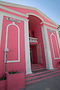 Customs House, Bimini along the King's Highway in Alice Town on the tiny Caribbean island of Bimini, Bahamas