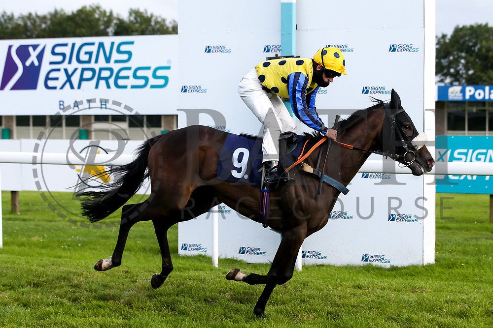 Mrs Tiffen ridden by Noel Garbutt and trained Lisa Williamson in the visitbath.co.uk Handicap - Mandatory by-line: Robbie Stephenson/JMP - 18/07/2020 - HORSE RACING- Bath Racecourse - Bath, England - Bath Races 18/07/20