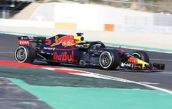 March 9, 2018 - Bracelona, Spain - Daniel Ricciardo, Red Bull..Motorsports: FIA Formula One World Championship 2018, Test in Barcelona, 2018-03-09..(c) JERREVÃ…NG STEFAN  / Aftonbladet / IBL BildbyrÃ¥....* * * EXPRESSEN OUT * * *....AFTONBLADET / 2800 (Credit Image: © JerrevÃ…Ng Stefan/Aftonbladet/IBL via ZUMA Wire)