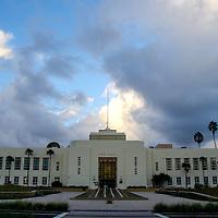 Santa Monica City Hall. October 28, 2013.