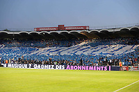 Supporters Bordeaux - 12.04.2015 - Bordeaux / Marseille - 32eme journee de Ligue 1 <br /> Photo : Caroline Blumberg / Icon Sport