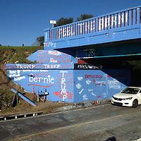 Grafitti Bridge - Politics