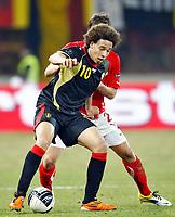 Fotball<br /> EM-kvalifisering<br /> Østerrike v Belgia<br /> 25.03.2011<br /> Foto: Gepa/Digitalsport<br /> NORWAY ONLY<br /> <br /> Bild zeigt Axel Witsel (BEL).