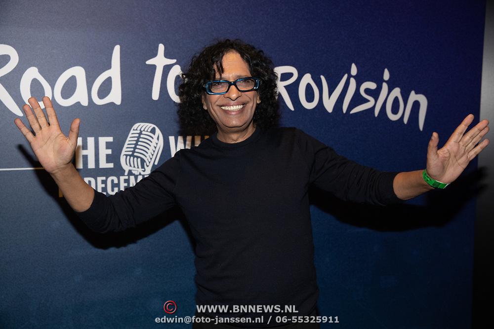 NLD/Amsterdam/20191215 - Het Grote Songfestivalfeest, Izhar Cohen