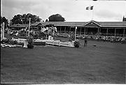 09/08/1962<br /> 08/09/1962<br /> 09 August 1961<br /> RDS Horse Show, Ballsbridge Dublin, Thursday.