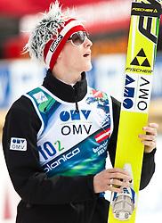 21.03.2010, Planica, Kranjska Gora, SLO, FIS SKI Flying World Championships 2010, Flying Hill Team, im Bild MORGENSTERN Thomas, ( AUT ), EXPA Pictures © 2010, PhotoCredit: EXPA/ J. Groder / SPORTIDA PHOTO AGENCY