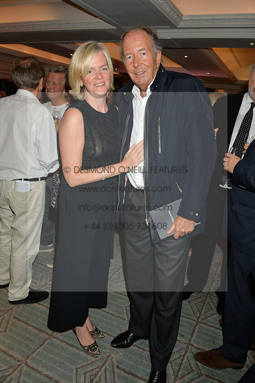 LORD & LADY BRUCE DUNDAS at a the Fortnum's X Frank private view - an instore exhibition of over 60 works from Frank Cohen's collection at Fortnum & Mason, 181 Piccadilly, London on 12th September 2016.