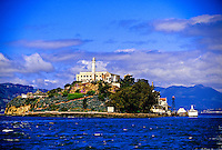 Alcatraz, San Francisco Bay, California USA
