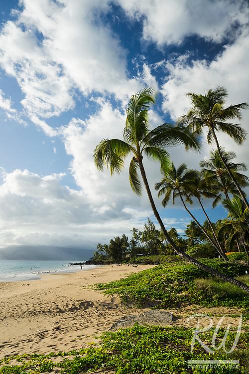 Kamaole Beach Park 1, Kihei, Maui, Hawaii