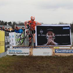 01-02-2020: Wielrennen: WK Veldrijden: Dubendorf