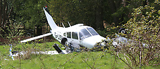 Plane Crash Yateley