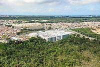 Brasil - Espirito Santo - Serra - Vista aerea do Shopping Mestre Alvaro - Foto: Gabriel Lordello/ Mosaico Imagem