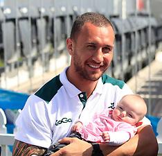 Christchurch-Rugby, RWC, Australia visits Fanzone