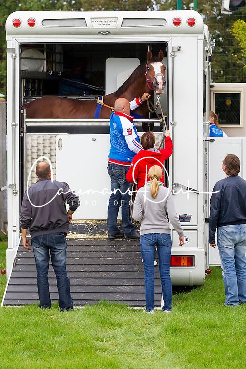 Dorofeeva Tatiana, (RUS), Kartsevo Upperville<br /> Alltech FEI World Equestrian Games&trade; 2014 - Normandy, France.<br /> &copy; Hippo Foto Team - Leanjo de Koster<br /> 25/06/14