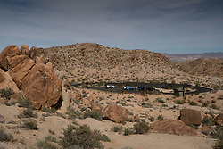 Fortynine Palms Oasis Trail, Joshua Tree National Park, California, US