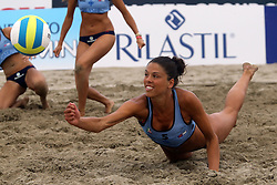CATERINA FANZINI<br /> LEGA VOLLEY SUMMER TOUR 2014<br /> ALL STAR GAME SAND VOLLEY FEMMINILE 2013-2014<br /> RICCIONE (RN) 13-07-2014<br /> FOTO FILIPPO RUBIN