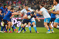 Bernard LE ROUX - 15.03.2015 - Rugby - Italie / France - Tournoi des VI Nations -Rome<br /> Photo : David Winter / Icon Sport