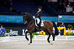 Weinbauer Belinda, AUT, Sohnlein Brilliant MJ <br /> Stuttgart German Masters 2017<br /> © Hippo Foto - Dirk Caremans<br /> 17/11/17