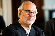 Alan Yentob - Achitect, Sir David Chipperfield unveils plans for a major redevelopment of the Royal Academy of Arts which will be completed in time for its 250th anniversary in 2018. The project is the most important development of the Royal Academy in its history.  The development will allow key works from the Royal Academy's Collection to be brought out of store and go on view to the public. These include Queen Victoria's paintbox, Turner's travelling watercolour box, Joshua Reynolds' diaries, a rarely displayed Pissarro drawing, and letters between artists such as Thomas Gainsborough to Sir Joshua Reynolds. 11 May 2015.