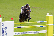Marco Kutscher - Satisfaction Frh<br /> World Equestrian Festival, CHIO Aachen 2012<br /> © DigiShots