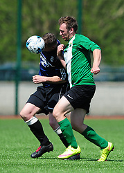Conor Sanderson of SWYD United - Mandatory by-line: Dougie Allward/JMP - 08/05/2016 - FOOTBALL - Keynsham FC - Bristol, England - BAWA Sports v SWYD United - Presidents cup final