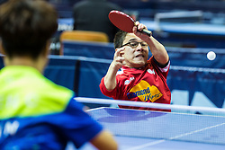 SEIDENFELD Ian Philip of USA during SPINT 2018 Table Tennis world championship for the Disabled, Day Two, on October 18th, 2018, in Dvorana Zlatorog, Celje, Slovenia. . Photo by Grega Valancic / Sportida