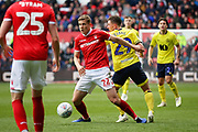 Nottingham Forest midfielder Ryan Yates (22) during the EFL Sky Bet Championship match between Nottingham Forest and Blackburn Rovers at the City Ground, Nottingham, England on 13 April 2019.