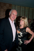 MICHAEL COCKERELL; RACHEL JOHNSON, Launch of Nicky Haslam's book Redeeming Features. Aqua Nueva. 5th floor. 240 Regent St. London W1.  5 November 2009.  *** Local Caption *** -DO NOT ARCHIVE-© Copyright Photograph by Dafydd Jones. 248 Clapham Rd. London SW9 0PZ. Tel 0207 820 0771. www.dafjones.com.<br /> MICHAEL COCKERELL; RACHEL JOHNSON, Launch of Nicky Haslam's book Redeeming Features. Aqua Nueva. 5th floor. 240 Regent St. London W1.  5 November 2009.