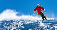 Skiing at Telluride Ski Resort.