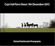 Copt Hall Farm Shoot  9th December 2013