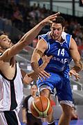 DESCRIZIONE : Madrid Spagna Spain Eurobasket Men 2007 Qualifying Round Portogallo Israele Portugal Israel <br /> GIOCATORE : Yaniv Green <br /> SQUADRA : Israele Israel <br /> EVENTO : Eurobasket Men 2007 Campionati Europei Uomini 2007 <br /> GARA : Portogallo Israele Portugal Israel <br /> DATA : 09/09/2007 <br /> CATEGORIA : Rimbalzo <br /> SPORT : Pallacanestro <br /> AUTORE : Ciamillo&Castoria/JF.Molliere <br /> Galleria : Eurobasket Men 2007 <br /> Fotonotizia : Madrid Spagna Spain Eurobasket Men 2007 Qualifying Round Portogallo Israele Portugal Israel <br /> Predefinita :