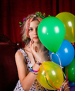 Daisy, at 'The 20th Annual Hayward Gay Prom,' at Chabot College, in Hayward, CA.