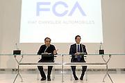 © Filippo Alfero<br /> Assemblea Azionisti Fiat 2014<br /> Torino, 01/08/2014<br /> Nella foto: