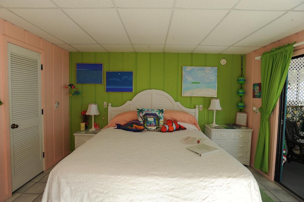 Deer Run Bed & Breakfast, Gaestezimmer.Besitzer Harry Appel und Jennifer DeMaria ..Florida 2009..Foto © Stefan Falke.
