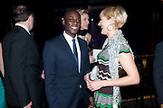 EKOW ESHUN; ISABELLA SHERLOCK, ICA Annual Institute of Contemporary Arts Fundraising Gala. Koko's Camden. London. 24 March 2010