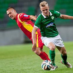 20140816: SLO, Football - Prva liga Telekom Slovenije, NK Olimpija vs NK Rudar