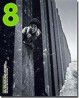 8 Magazine Cover