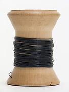 a spool with thread