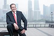 CHINA / Shanghai <br /> <br /> CEO Amir Galor of Infinity <br /> <br /> &copy; Daniele Mattioli For Infinity Israel